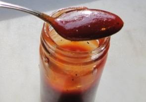 Медовый соус для барбекю