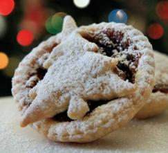 Cлоеное новогоднее печенье