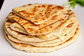 Ленивые хачапури к завтраку