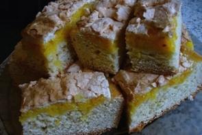 Пирог «Апельсиновый каприз»