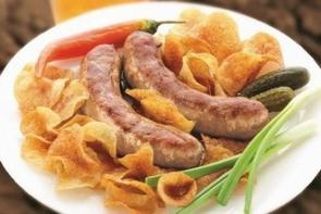 Домашние колбаски «Львовские»